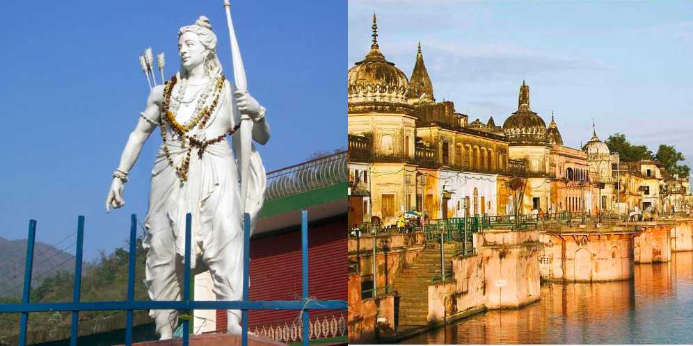 Bhagwan Ram of 251 meter Statue planned  To Be Built In Ayodhya – will Break Guinness World Records