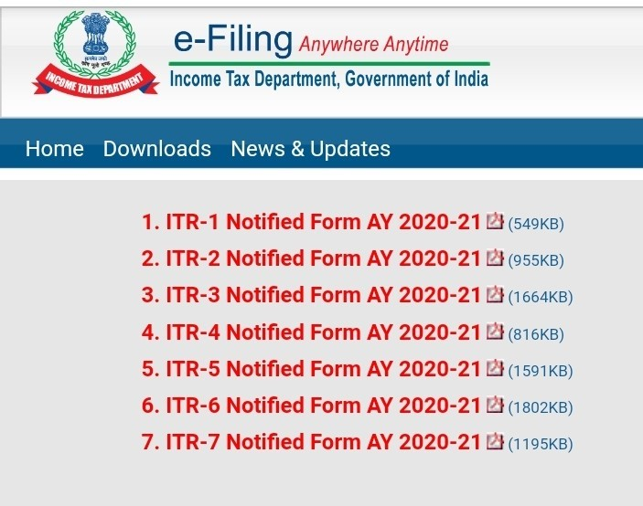 Income Tax Return filing date extended for AY 2019-20 & AY 2020-21