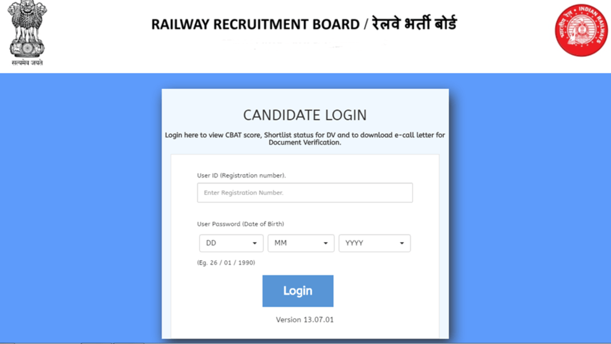 NTPC Admit Card, RRB Exam Date 2020 – Latest News Today Update