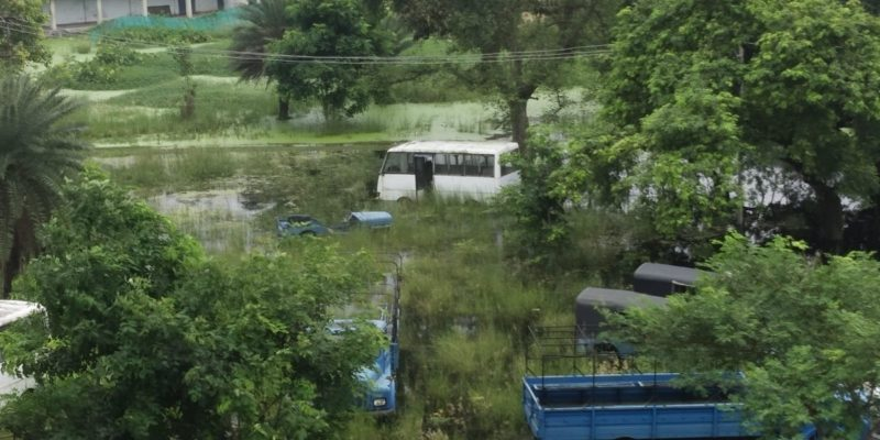 Bihar flood News: bad weather takes 29 lives; portions of Muzaffarpur, Patna immersed in water
